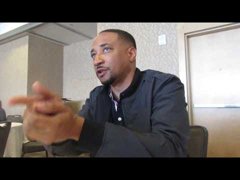 BB Exclusive: Damon Gupton Discusses Black Lightning At SDCC 2018 - Part 1 streaming vf
