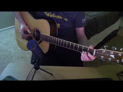 Unknown Mortal Orchestra - Puzzles (Acoustic Guitar Whole Song Cover *all Parts*)