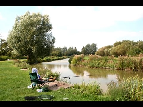 WITHERINGTON FARM FISHERY, DOWNTON, Nr SALISBURY, WILTSHIRE