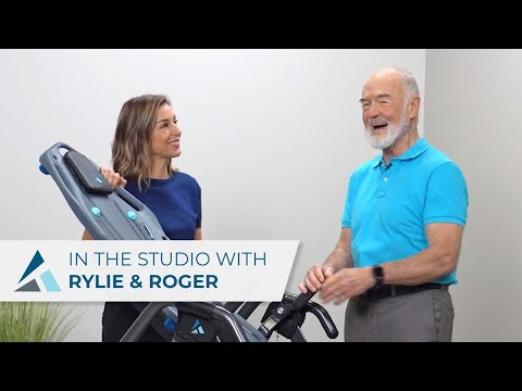 In The Studio: Rylie & Roger Talk Teeter Inversion Tables