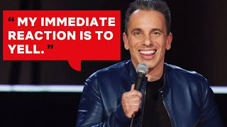 The Car Mechanic Scam Is So Obvious | Sebastian Maniscalco | Netflix Is A Joke
