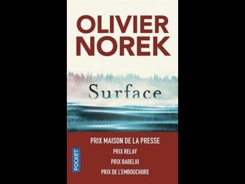 "Vidéo Spot Radio Pocket ""Surface"" - Voix Off: Marilyn HERAUD"