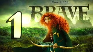 BRAVE Disney • Pixar Walkthrough Part 1 •••• (PS3, X360, Wii)