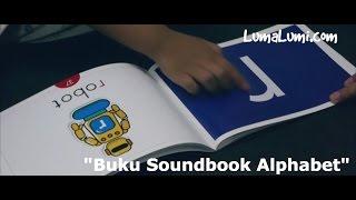 Belajar Abjad untuk Anak dan Balita | Belajar Membaca Mudah dengan Buku Soundbook Alphabet