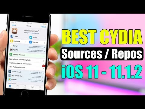 BEST Cydia Sources / Repos For iOS 11 - 11 1 2 Jailbreak Tweaks