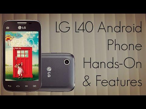 LG L40 D160 Manual Videos - Waoweo