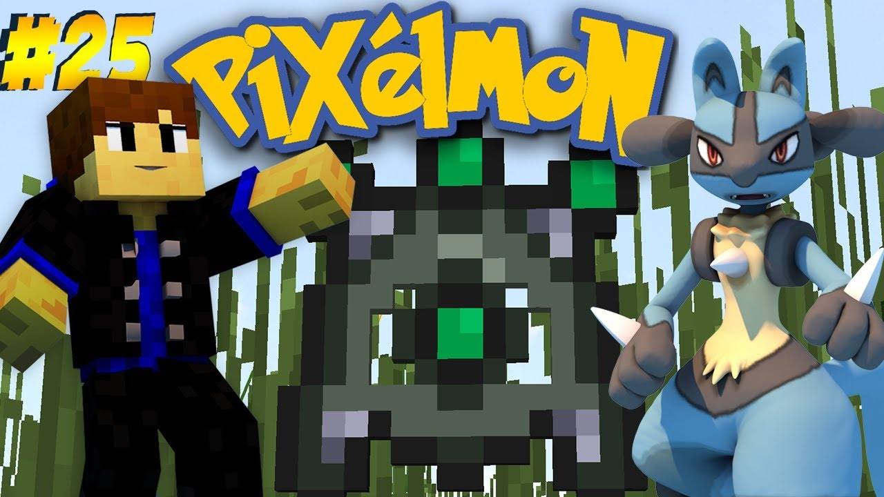 Minecraft: Pixelmon Survival - Episode 25 - EXP ALL SHARE & GRINDING!