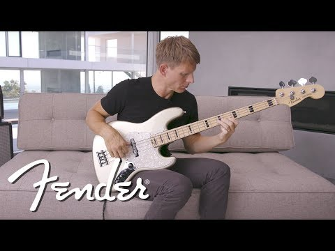Download Youtube: Chris Chaney Demos The Fender American Elite Jazz  & Precision Basses | American Elite | Fender