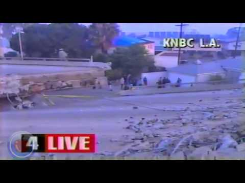 Northridge Earthquake Coverage | Video 10 of 24