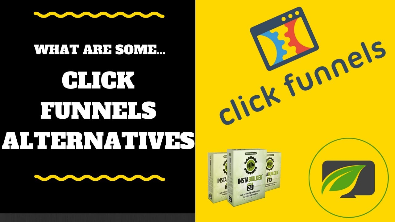 Some Known Facts About Alternatives To Clickfunnels.