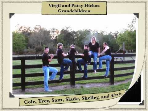 Patsy Virgil Hickox Family