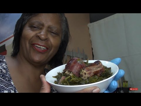 Collard Greens & Smoked Turkey | For Thanksgiving from YouTube · Duration:  20 minutes 45 seconds