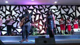 Yu Hai Jehovah (Live Performance) - John Lisu ft. Abby Chams