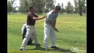 Turbo Charge Your Golf Swing - Secret of the Right Elbow