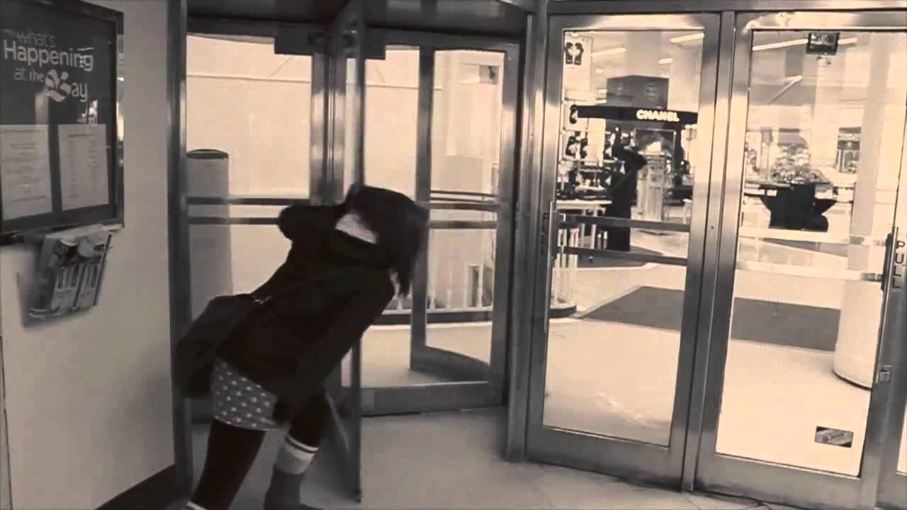 Slamming a Revolving Door - YouTube & Doing the Impossible. Slamming a Revolving Door - YouTube pezcame.com