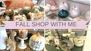 SHOP WITH ME FALL DECOR 2018 | HAUL
