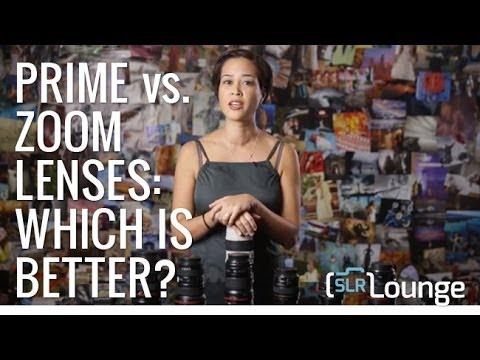 Prime Lenses vs. Zoom Lenses: Which is Better?