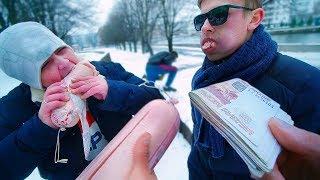 КТО БЫСТРЕЕ СЪЕСТ ОГРОМНУЮ КОЛБАСУ получит 100 000 РУБЛЕЙ!