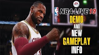 NBA Live 19 Demo and New Signature Player Movement Info