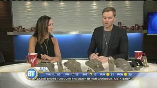 Dean Davidson's Celebrity Jewelry Designer BTV Calgary