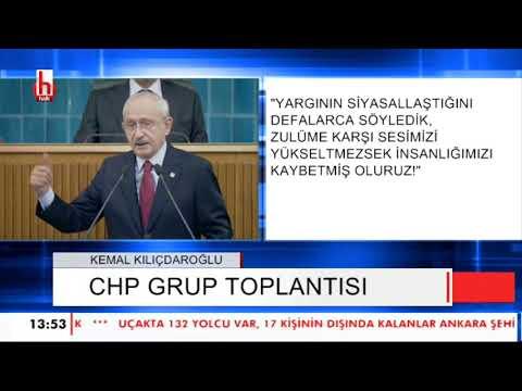 CHP Grup Toplantısı 25 Şubat / Kılıçdaroğlu'ndan Erdoğan'ın Sözlerine çok Sert Tepki!