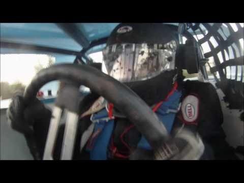 Craig Curtis In-Car Mt Pleasant Speedway 5-12-17