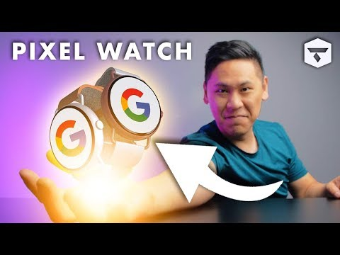 Apple Watch FINALLY Has A Worthy Competitor? The Google Pixel Watch Is Coming. Here's What We Know