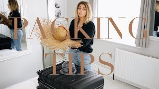 Packing Tips | How To Pack Your Suitcase | Emma Hill