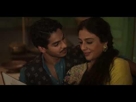 Saeedabai reads Ghalib in A Suitable Boy (Vikram Seth/Mira Nair)