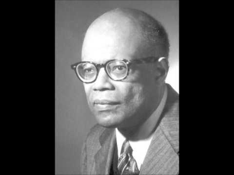 Sir Arthur Lewis- First black man to win Nobel Prize in Economics