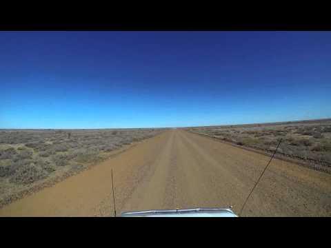 Video 392 - Howitt Lake to Mungerannie