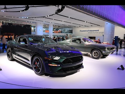 North American International Auto show   Detroit 2018
