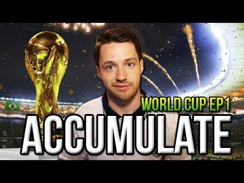 Spencer vs Fifa | ACCUMULATE WORLD CUP Ep1
