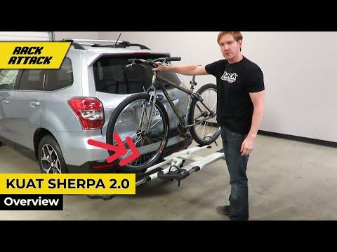 apex piggyback hitch bike rack 4 bike