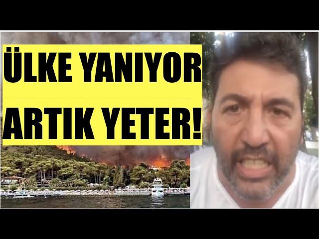OYUNCU EMRE KINAY ÇOK SERT: TRT GERİ ZEKALISI!
