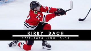Kirby Dach Rookie Highlights 2019-2020 Season