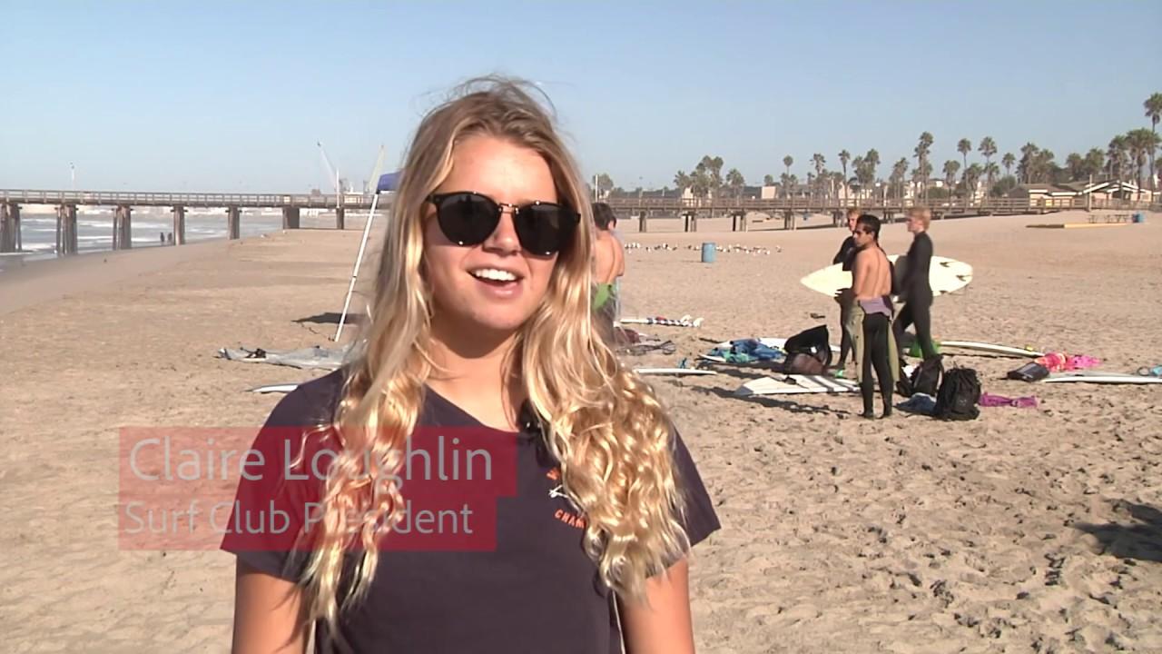 8136498f2e85 CSUCI ISLAND NEWS EPISODE 3  CI HEART WALK FT. CI SURF CLUB - YouTube