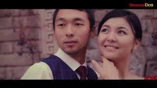 love story Shermat & Adina