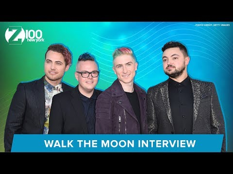 Walk The Moon Talks