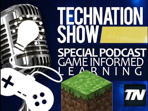 TechNation Podcast   Game Informed Learning with Dr Hamish MacLeod