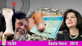 Fim dos privilégios dos políticos já!  Vaquinha de Lula, Renovação da CNH