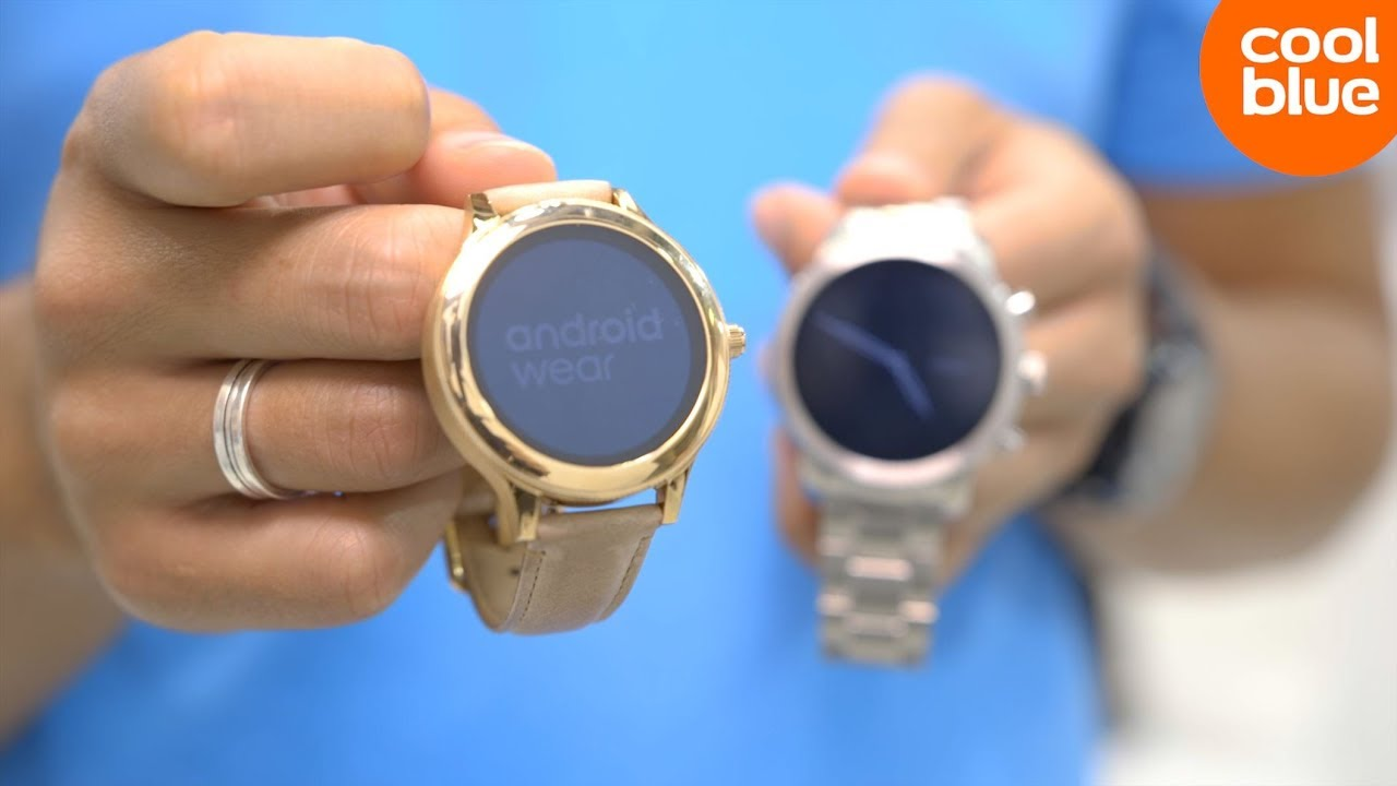 f54bfaf5b Fossil Q Smartwatches Review (Nederlands) - YouTube