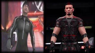 FaM: WWE 2K16 - RANIK'S STORY