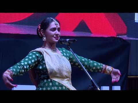 Dance As Meditation | Divya Goswami Dikshit | TEDxDelhi