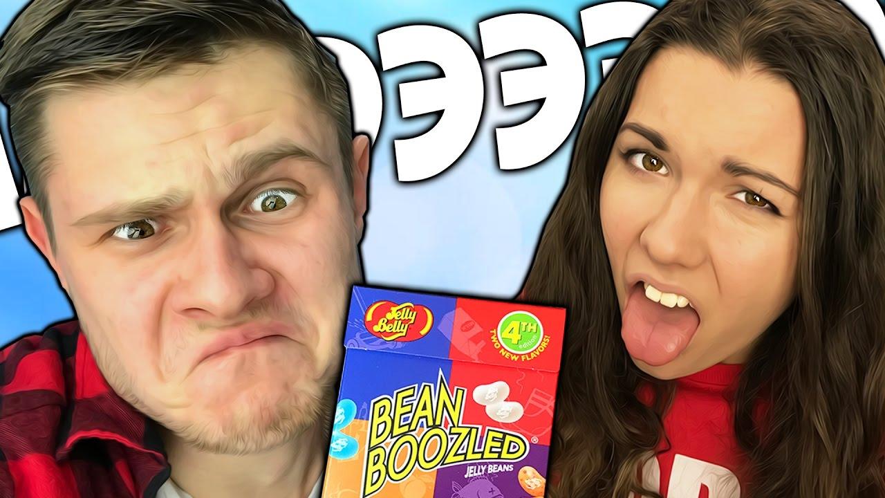 КАКОЕ НА ВКУС ТУХЛОЕ ЯЙЦО? -||- Bean Boozled Челлендж