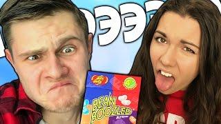 КАКОЕ НА ВКУС ТУХЛОЕ ЯЙЦО - - Bean Boozled Челлендж