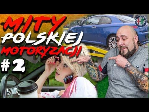 Baba za kółkiem? Alfa królowa lawet? - 10 stereotypów w Polskiej motoryzacji #2