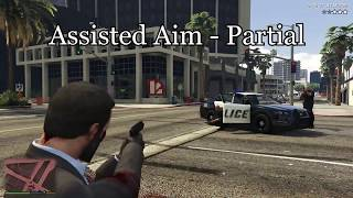 Grand Theft Auto V Aim Types