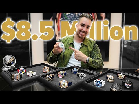 Incredible $8.5million Jacob&Co New York Visit  | Swiss Watch Gang