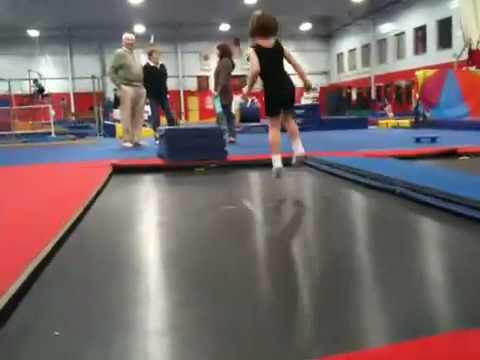 Bouncy floor - YouTube
